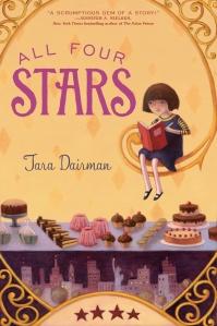 all-four-stars-by-tara-dairman-cover